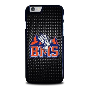 bms blue mountain state iphone 6 6s case cover  number 2