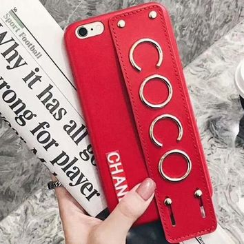 CHANEL COCO Fashion iPhone Phone Cover Case For iphone 6 6s 6plus 6s-plus 7 7plus iPhone8 8plus