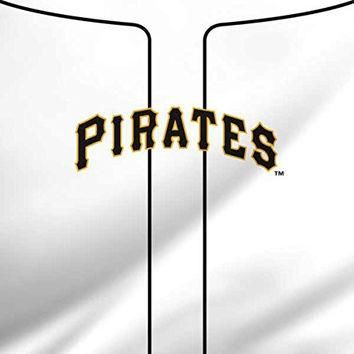 MLB Pittsburgh Pirates iPad Mini 4 Skin - Pittsburgh Pirates Home Jersey Vinyl Decal S