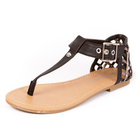 APPLE-S Sandal Womens Shoes - High Heels - Flats - Womens Boots - Womens Sandals - Wedges from For Elyse