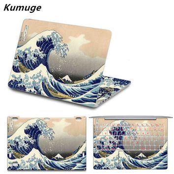Full Body Cover Laptop Skin for Xiaomi Air 12 13 Colorful Painting Vinyl Decal Sticker for Xiaomi Air 12.5 13.3 Case Sticker