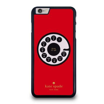 KATE SPADE ROTARY DIAL UP iPhone 6 Plus Case Cover