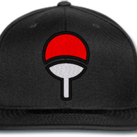 new era SASUKE UCHIHA black hat