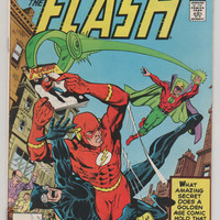 Flash; V1, 268. VF+.  Dec 1978.  DC Comics (Whitman Variant)