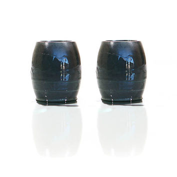 SPARQ SOAPSTONE SHOT GLASS - TULIP (SET OF 2)