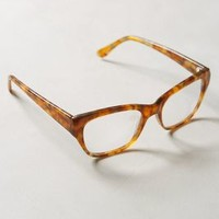 Sherwood Tortie Reading Glasses by Anthropologie Honey