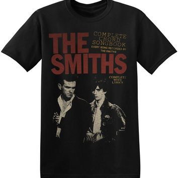 bae06e4bf832 The Smiths T Shirt UK Vintage Rock Band New Graphic Print Unisex