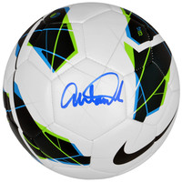 Abby Wambach Autographed Soccer Ball - JSA/SM   Authentic Signed