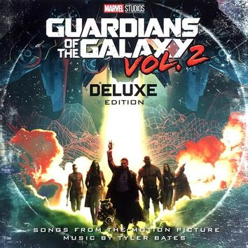 Guardians of The Galaxy Vol. 2 Soundtrack LP