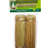 Ware Bristle Bunches Chew Treats for Small Pets 2 pack
