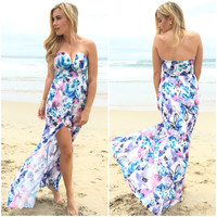 Confection Floral Maxi Dress