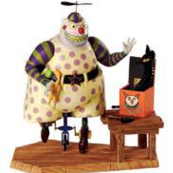 WDCC NBX Clown with Tearaway Face Figurine