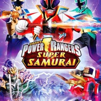 POWER RANGERS SUPER SAMURAI: SUP