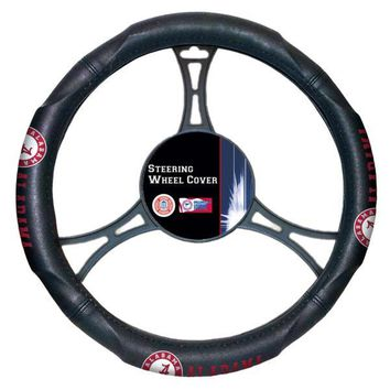 Alabama Crimson Tide NCAA Steering Wheel Cover