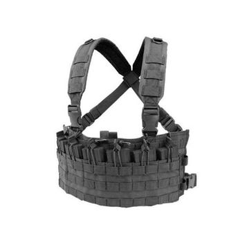 Rapid Assault Chest Rig Color- Black
