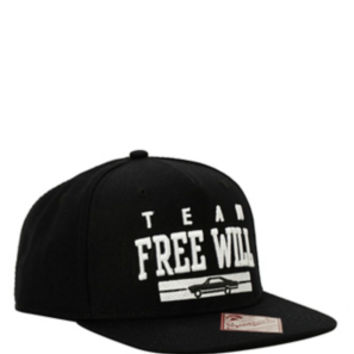 Supernatural Team Free Will Snapback Hat