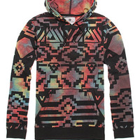 On The Byas Lewis Splash Hoodie - Mens Shirt - Black - Large
