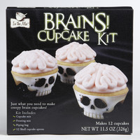 Jo Cupcake Brains Kit Box, Set of 2 - World Market