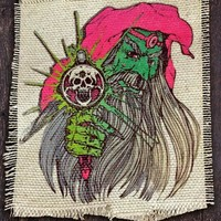 - Wizard Lair - Recycled Canvas Patch – BACKBITE