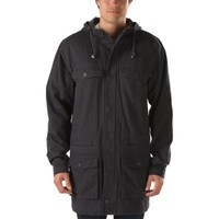 Vans Moreno Jacket (New Charcoal)