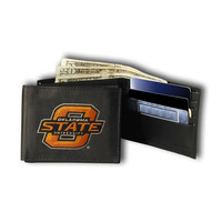 Oklahoma State Cowboys NCAA Embroidered Billfold Wallet