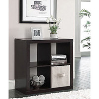 Walmart: Better Homes and Gardens Square 4-Cube Organizer, Multiple Finishes