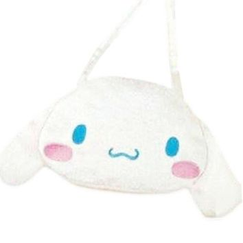 Cinnamoroll Fuzzy Shoulder Bag