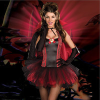 Cosplay Anime Cosplay Apparel Holloween Costume [9220293380]