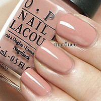 OPI Nail Polish (A15-Dulce De Leche) **NEW** Classics Collection HOT ITEM