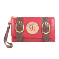 Harry Potter Platform 9 3/4 Flap Wallet