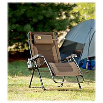 SALE Bass Pro Shops Big Outdoorsman Lounger Chair
