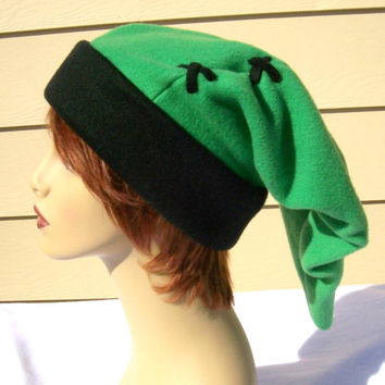 St Patrick's Link hat for children teens AND adults  From the Legend of Zelda Unique eye catcher hat to party in