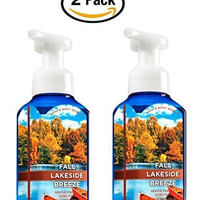 Bath and Body Works Fall Lakeside Breeze Gentle Foaming Soap