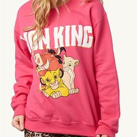 Little Lion King Sweatshirt | Get Graphic | rue21