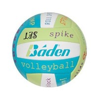 Baden Micro Mini Size Sayings Volleyball