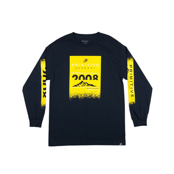 ALL CITY LONG SLEEVE - NAVY
