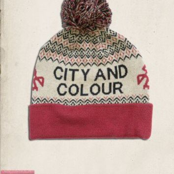 BOMPA: City and Colour - Native POM Beanie | Welcome to BOMPA