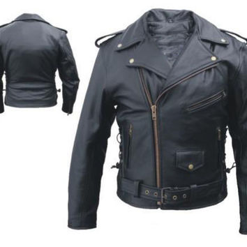 Handmade women leather jacket, women biker  leather jacket with quality zipper, women's jacket