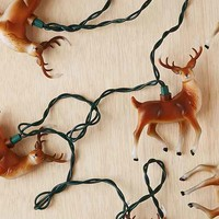 Deer String Lights- Brown One
