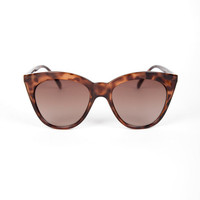 Le Specs Halfmoon Magic Sunglasses $58