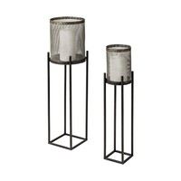 Steen Candle Holder (Set of 2)