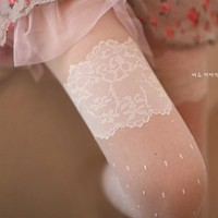 Korean Lace Stockings [45268008985]