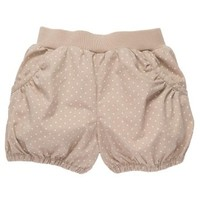 Carter's Baby Girls' Sweet Sunshine Polka Dot Bubble Shorts