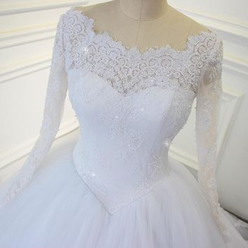 Wedding Dress High Quality Custom