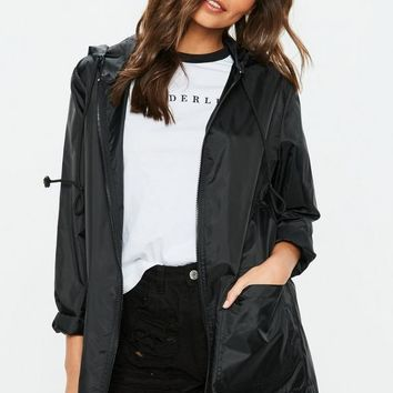 Missguided - Black Pac A Mac