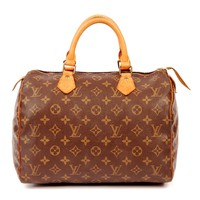 Louis Vuitton Speedy 30 4716 (Authentic Pre-owned)