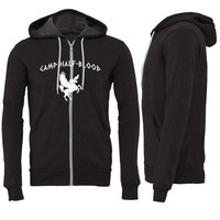 Camp Half-Blood Zipper Hoodie