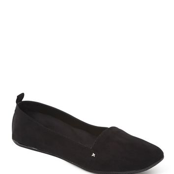 Black Poppy Hana Flats - Womens Shoes