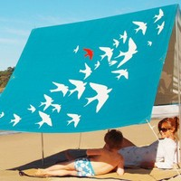 Beach Tents from Sombrilla, The Grommet