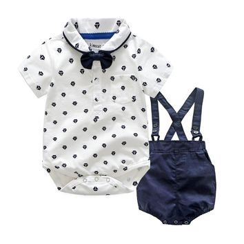 ... 6e05d e287f New Summer Children Clothes Sets Toddler Baby Boys Girls  Romper factory outlet ... 4b7207da1f
